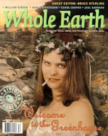 Viridian Whole Earth Magazine