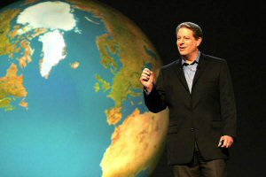 Al Gore and his friendly neighborhood planet
